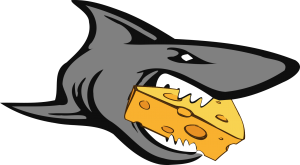 Orion Business Design The Cheese Shark Logo and Website Marketing and Design