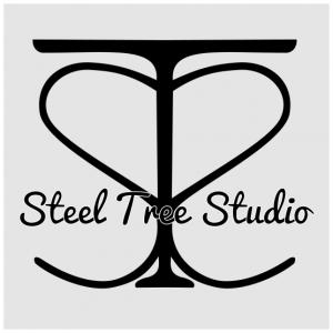 Steel Tree Studio Logo - Orion Business Design