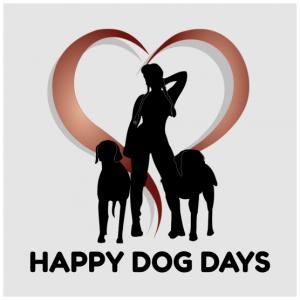 Happy Dog Days Logo - Orion Business Design